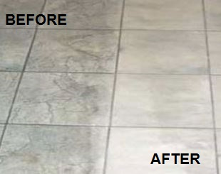 deep tile cleaning chandler